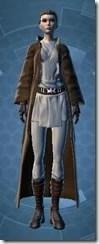 Revered Master - Female Front