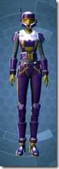 Unyielding Tracker Dyed Front