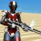 Panagaris (Mandalorian Sniper) - The Leviathan