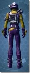 Battlefield Technician Dyed Rear