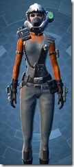 Battlefield Technician - Female Close