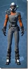 Battlefield Technician - Male Front