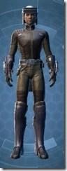 Guerrilla Tactician - Male Front