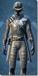 Nomadic Gunslinger - Male Close