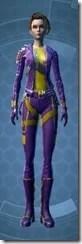 Corellian Pilot - Dyed Front