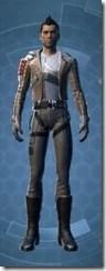 Corellian Pilot - Male Front
