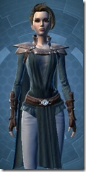 Force Apprentice - Female Close