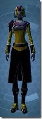 Sith Cultist - Dyed Front