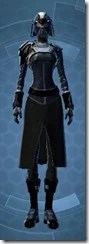 Sith Cultist - Female Front