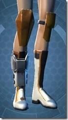 Charismatic Mandalorian's Boots