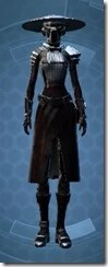 Freelance Hunter Female Front