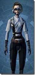 Sly Operator Female Close