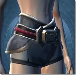 Distinguished Warrior's Belt