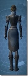 Resilient Warden Female Rear