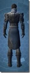 Resilient Warden Male Rear