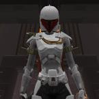 Mandalore IX9 Armor - Satele Shan