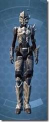 Merciless Seeker Female Front