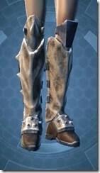 Merciless Seeker's Boots