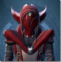 Crimson Talon Doesn't Hide Hood