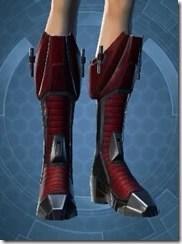 Crimson Talon's Boots