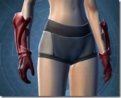 Crimson Talon's Gauntlets