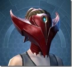 Crimson Talon's Mask