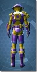 Elite Gunner Dyed Rear