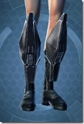 Experimental Ossan Enforccer's Boots