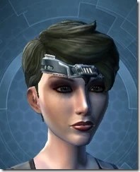 Experimental Ossan Enforccer's Headgear
