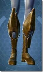 Experimental Ossan Field Tech's Boots