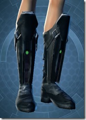 Experimental Ossan Stalker's Boots