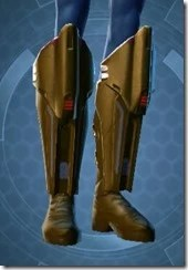 Experimental Ossan Vindicator's Boots