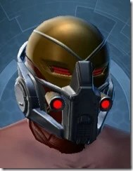 Experimental Ossan Vindicator's Headgear