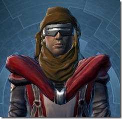 Intelligence Agent Hides Hood
