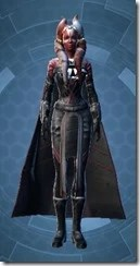 Masterwork Ancient Force-Master Female Front