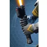 Masterwork Ancient Force-Master's Lightsaber