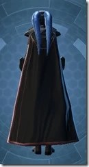 Masterwork Ancient Vindicator Female Rear