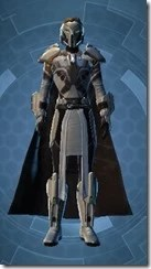 Masterwork Ancient Vindicator Male Front