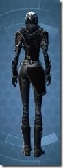 Resourceful Renegade Female Rear
