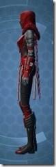 Sinister Warden Female Side