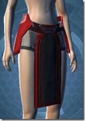Sinister Warden's Belt