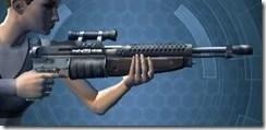 Tayfield CA41 Blaster Rifle Right
