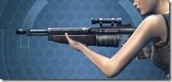 Tayfield CA41 Blaster Rifle Side