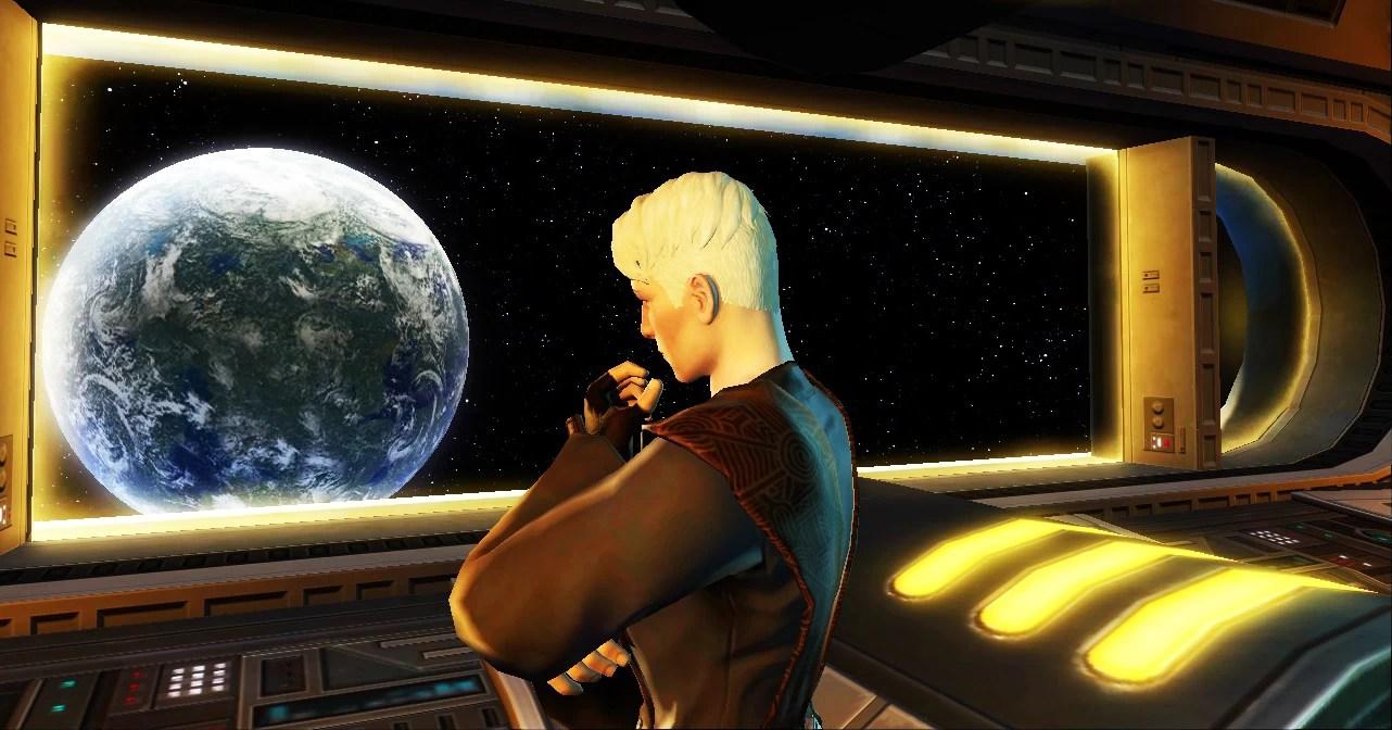 Coriic Qel-Dorren – Star Forge