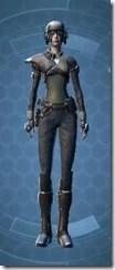 Frontline Sliver Female Front