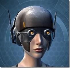 Frontline Sliver's Goggles