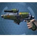 Ossan Supercommando's Blaster Pistol