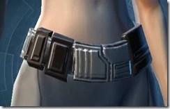 Remote Outcast's Belt