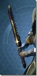 Tribal Champion's Blade Full