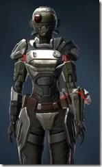 Bionic Raider - Female Close
